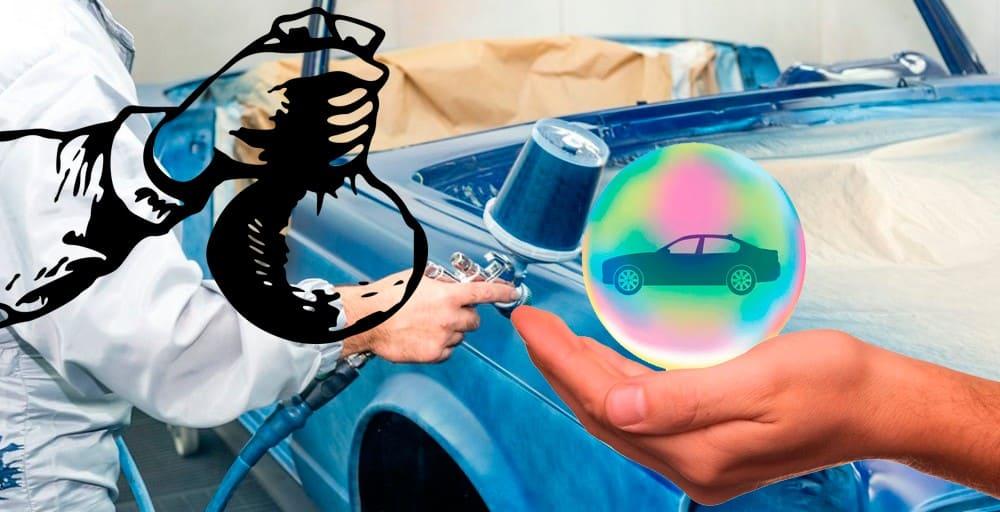 Самостоятельный ремонт автомобиля до выплаты и осмотра