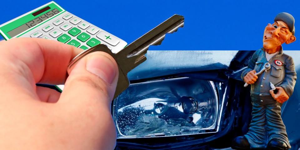 Продажа авто после ДТП до получения выплаты